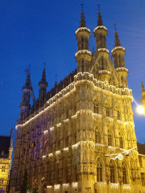 24 Hours in Leuven