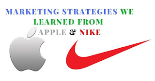 Marketing strategy let's learn from Apple & Nike