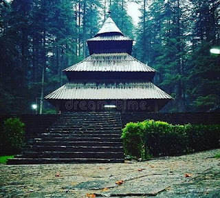 Hadimba Temple (Places to visit in Manali)