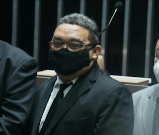 Vereador líder da bancada do MDB na Câmara de Guarabira Nal Fernandes sugeri um discurso unificado na Câmara Municipal.