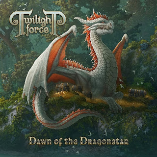 "Το βίντεο των Twilight Force για το ""Queen Of Eternity"" από το album ""Dawn of the Dragonstar"""