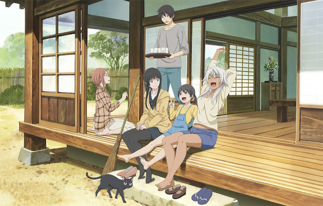 Flying Witch Batch Subtitle Indonesia