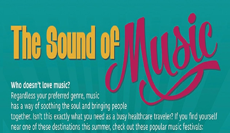 The Sound of Music #infographic