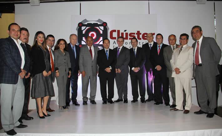 Business & Automotive Meetings forma parte de la agenda de eventos que tiene el Clúster Automotriz del Edomex, con el fin coadyuvar en el desarrollo del sector. (Foto: VI)