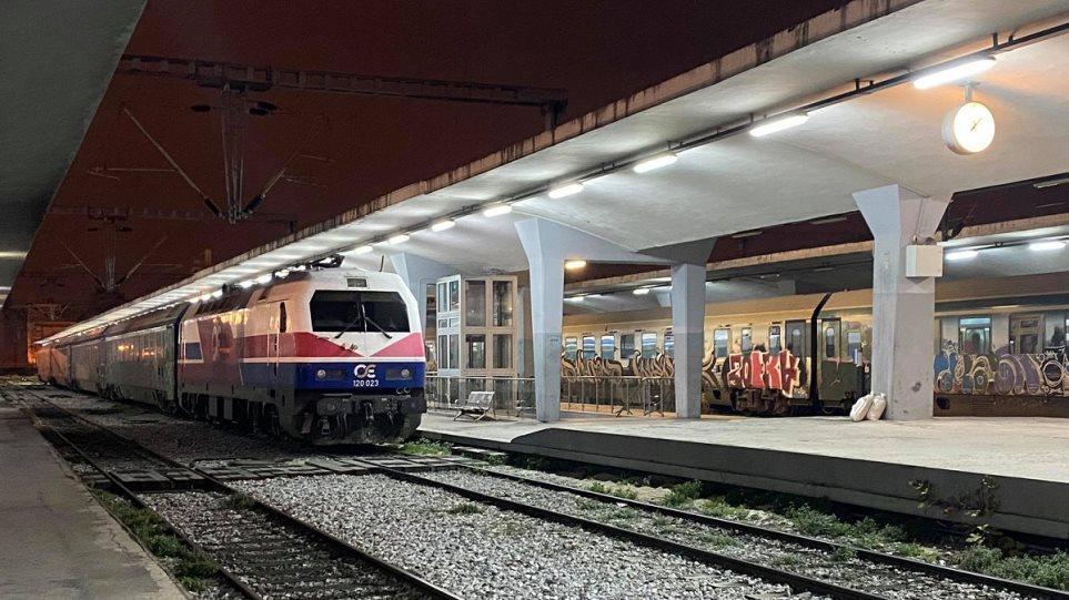 Αποκαταστάθηκε η σιδηροδρομική γραμμή Θεσσαλονίκη - Αλεξανδρούπολη
