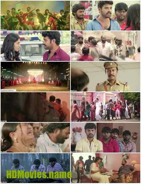 Kaaval 2015 Tamil Movie DVDRip Download