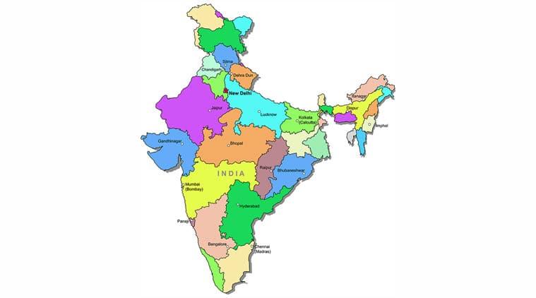 भारतीय राज्यों का नाम कैसे पड़ा?