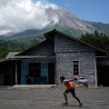 Warga Pengungsi Gunung Merapi di Magelang Bertambah