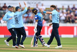 England vs Sri Lanka 3rd ODI 2021 Highlights