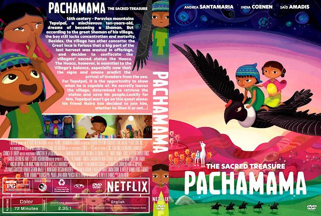 Pachamama DVD Cover
