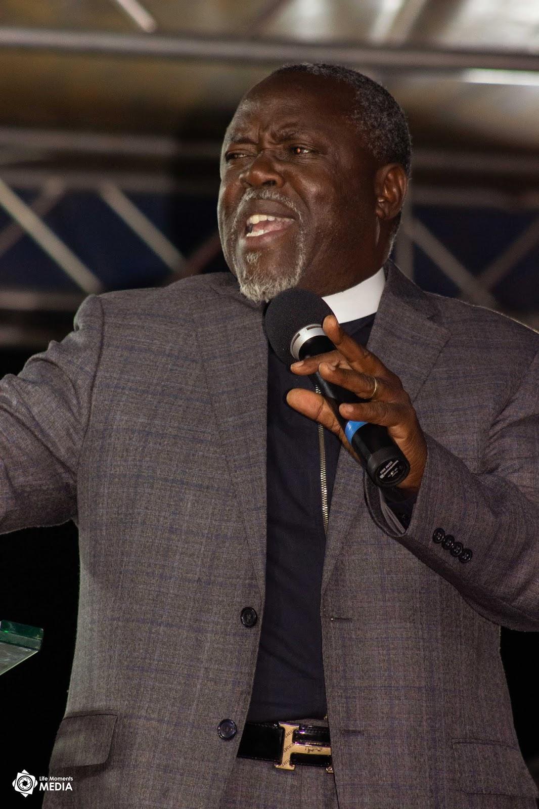 ArchBishop Asa Gurupira and Faith In God Ministries International  - Vision Extraordinaire!