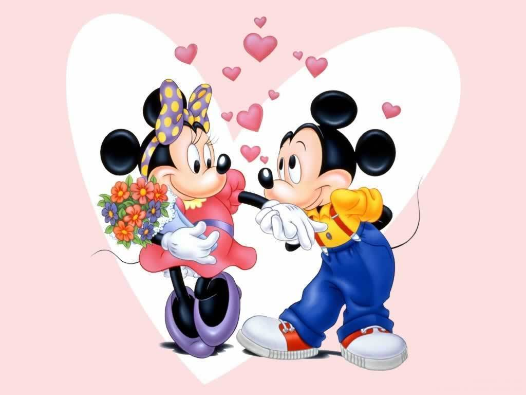 COOL IMAGES Mickey and Minnie Mouse Wallpapers