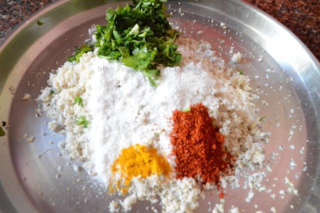 recipe of bhakarwadi in marathi