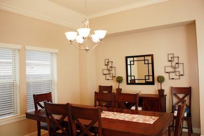 Dining Room Light Fixtures Mood Establishment