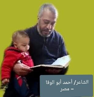 مجموعة مربعات من الشعر العامي الرائع، بقلم الشاعر / أحمد أبو الوفا  - مصر   Colloquial poetry