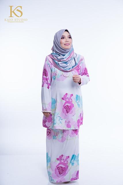 Busana Muslimah Moden Yang Cantik Di Zacheela