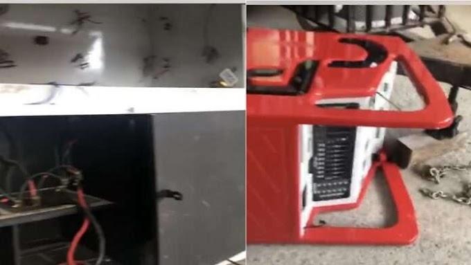 Vídeo: Casal que morreu vítima de Covid 19 (Carlinhos do Paredão e Lívia) tem Casa arrombada durante a noite, na PB
