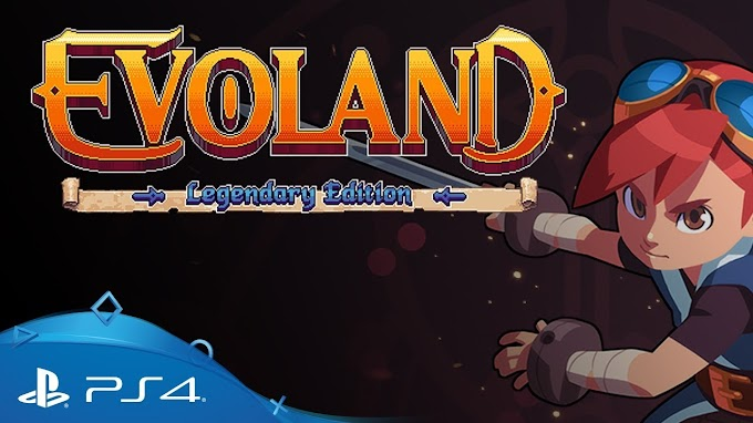 Disponible 'Evoland Legendary Edition' en formato físico para PlayStation 4