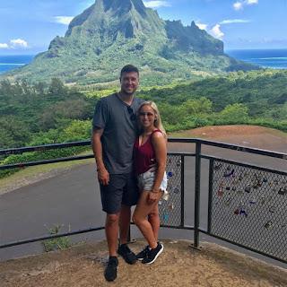 Tyler Skaggs With Wife Carli Skaggs