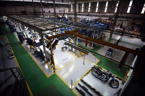 Harley-Davidson do Brasil comemora 1000 dias sem acidentes nas instalações de Manaus (AM)