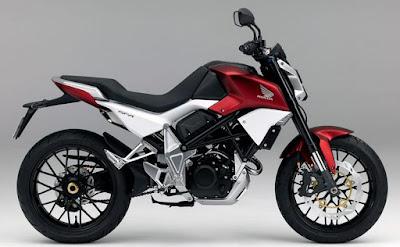 Honda SFA 150 Concept side angle show Images