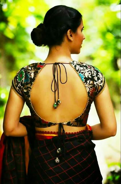 Blouse Design For Girl