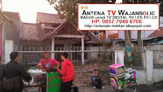 Jual ANTENA TV WAJANBOLIC Kebayoran Lama Jakarta Selatan