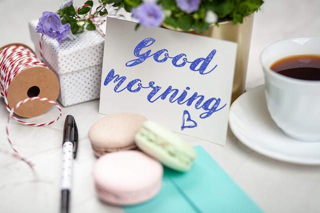good morning hindi msg