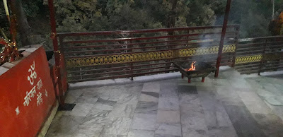 Facilities at Mata Kali Mandir Kalsi Dehradun