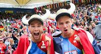 VOLEY PLAYA - Campeonato de Europa masculino 2019 (Moscú, Rusia): Anders Mol y Christian Sorum, bicampeones del continente