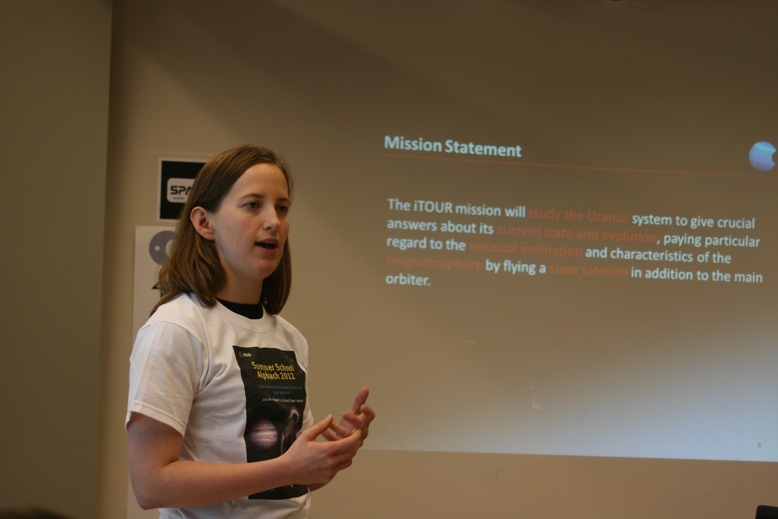September 2012 – Dr Jane MacArthur