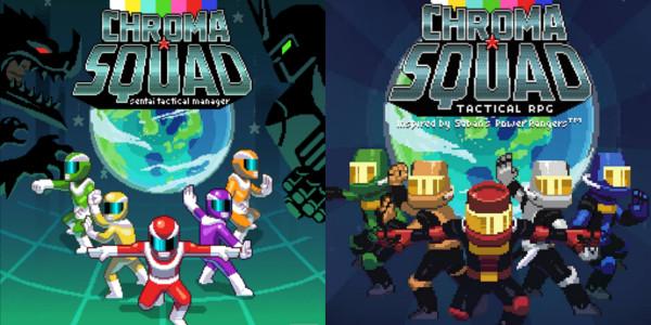 Chroma Squad Comparativo