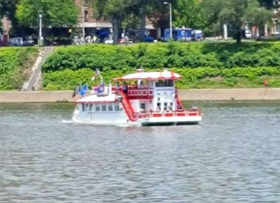 Pride of the Susquehanna Riverboat River Cruises in Harrisburg Pennsylvania