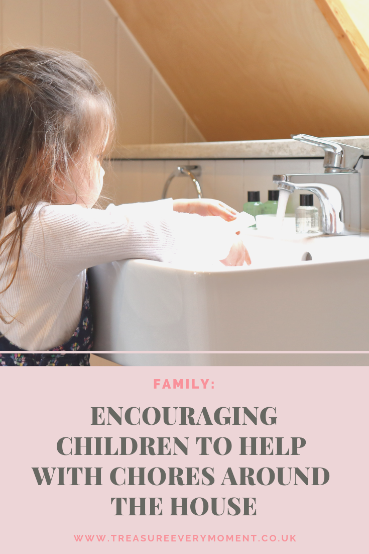 FAMILY: Encouraging Children to Help with Chores around the House