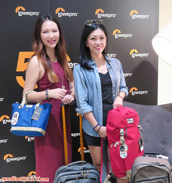 Lowepro New Multifunctional Lifestyle Bag For Travellers and Photographers