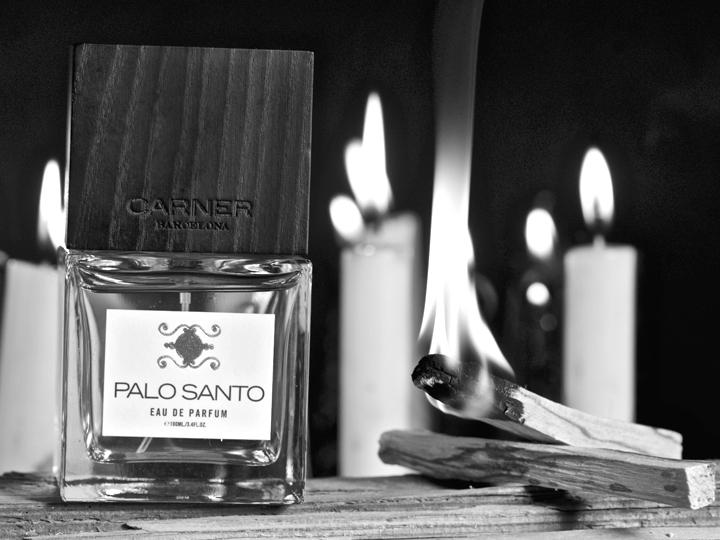 Carner Barcelona Palo Santo zapach świętego drzewa