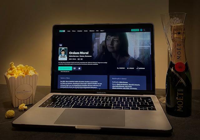 Portal Cinema Celebrou o Dia Mundial do Cinema com a Moët & Chandon, o Filmin e o Cinema Português