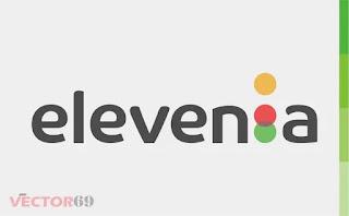 Logo Elevenia - Download Vector File CDR (CorelDraw)