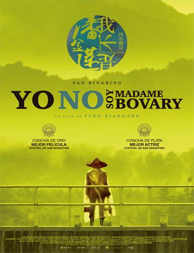 ver Yo no soy Madame Bovary (Wo bu shi Pan Jin Lian) (2016) Online