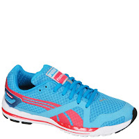 Zapatillas de Running Puma Faas 350 S para Mujer - Azul/Blanca/Roja