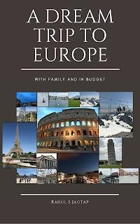 A Dream Trip To Europe