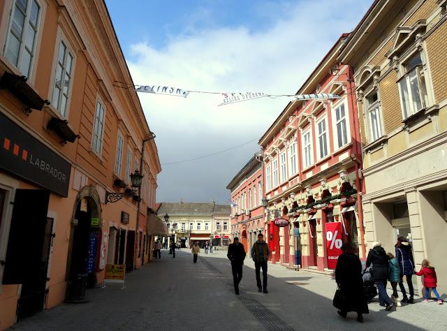 Dunavska - Novi Sad