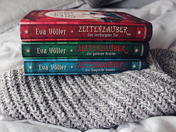Reihenrezension | Zeitenzauber von Eva Völler