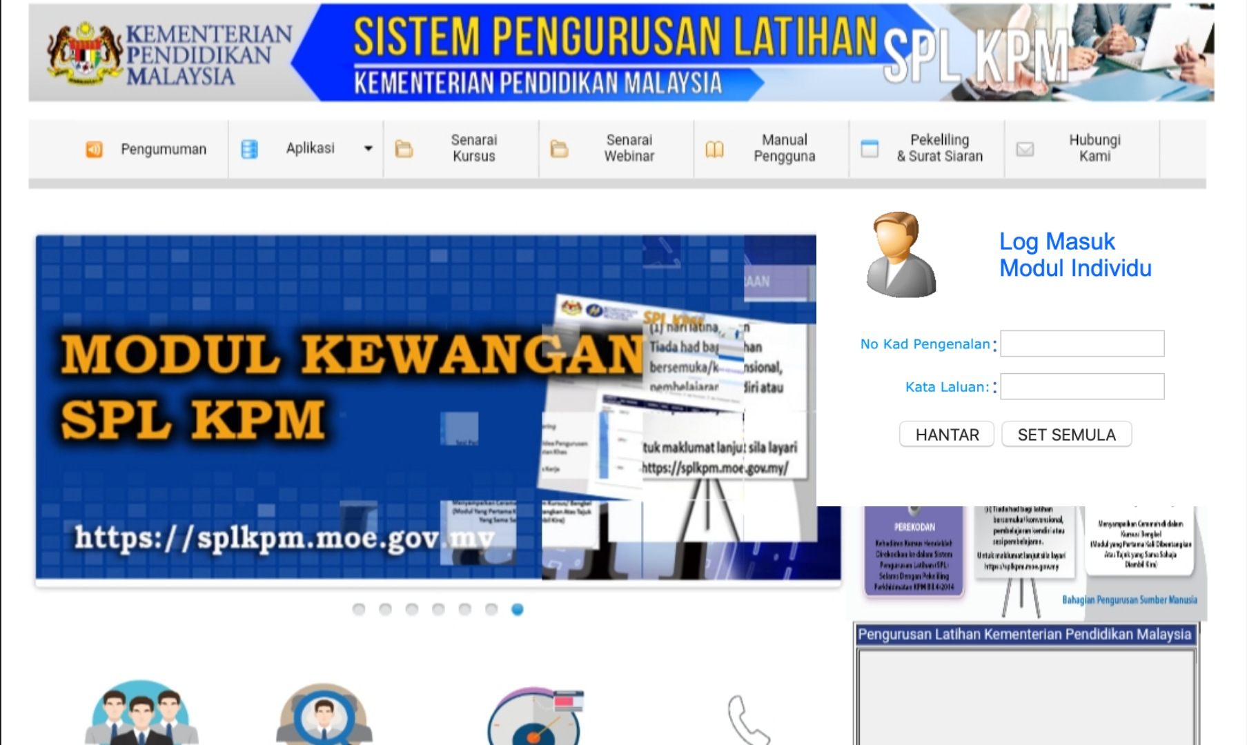 Cara Login SPLKPM 2021 Online (Daftar)