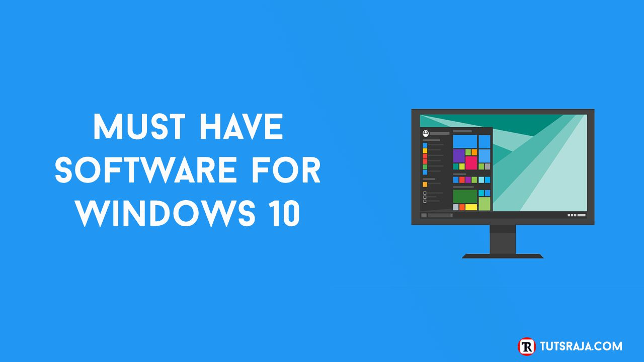 Software of Windows 10