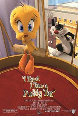 I Tawt I Taw a Puddy Tat (2011)