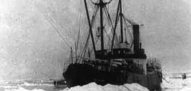 Tο πλοίο φάντασμα που έπλεε ακυβέρνητο για 38 χρόνια!
