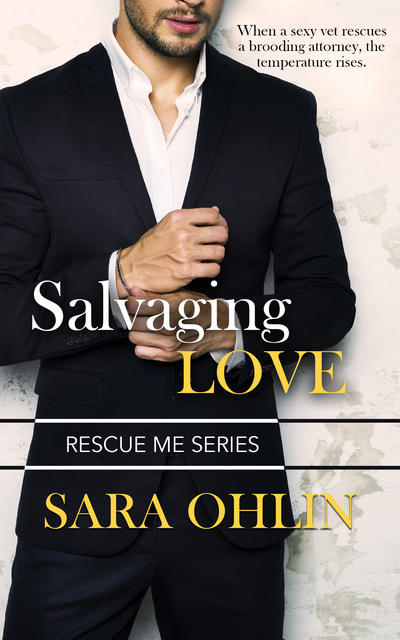 Salvaging Love cover
