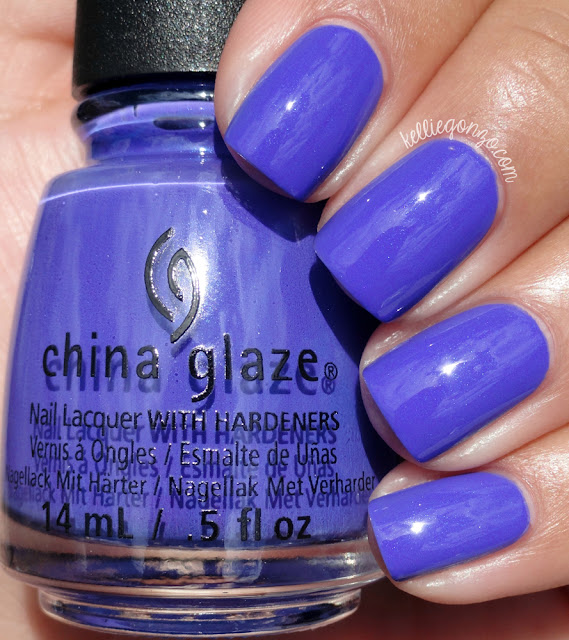 China Glaze I Got A Blue Attitude