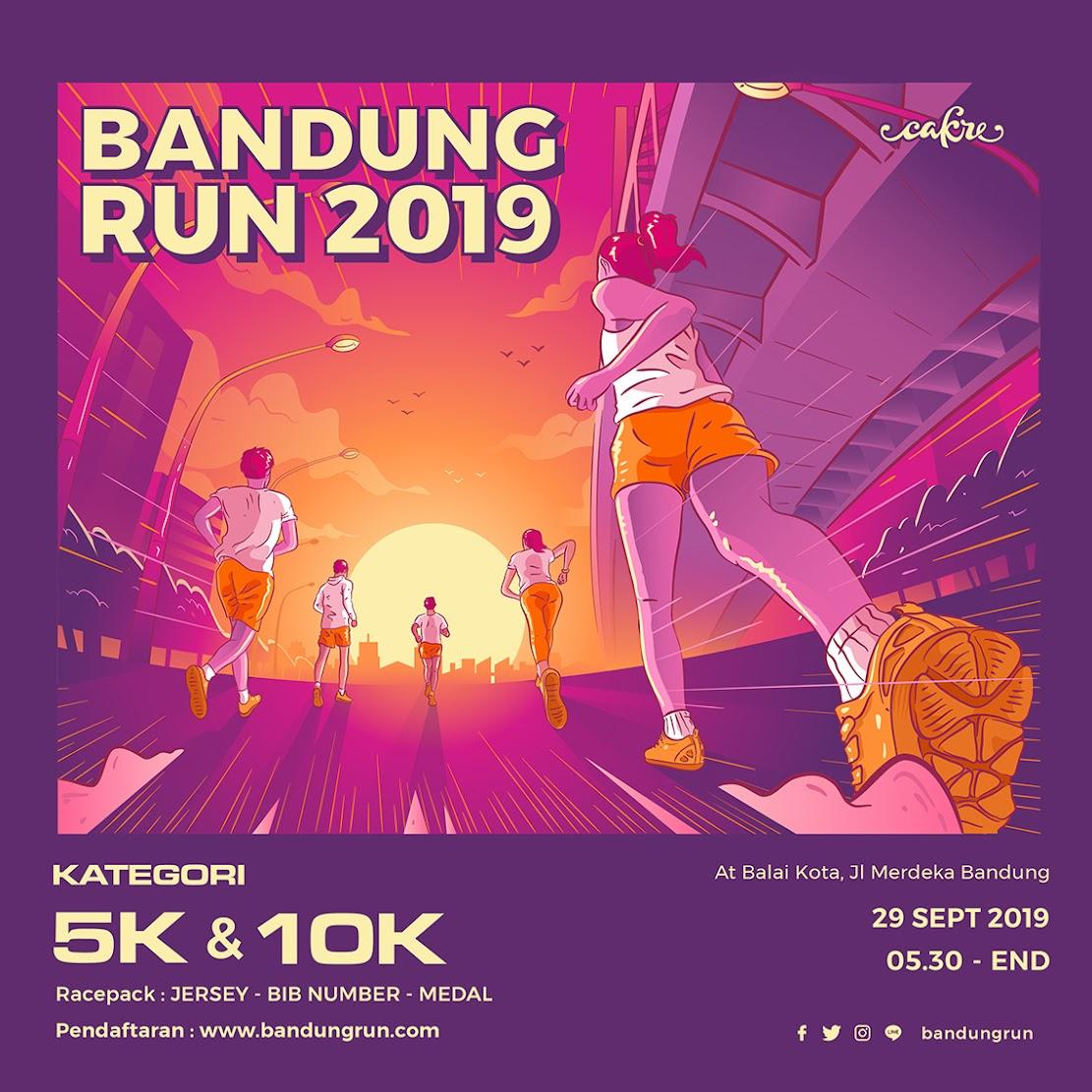 Bandung Run • 2019